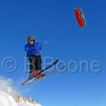perfectionnement snowkite