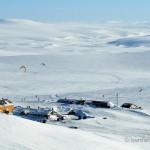 Snowkite-Haugastol-Norway
