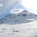 snowkite en Suisse