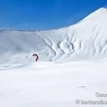 snowkite freeride